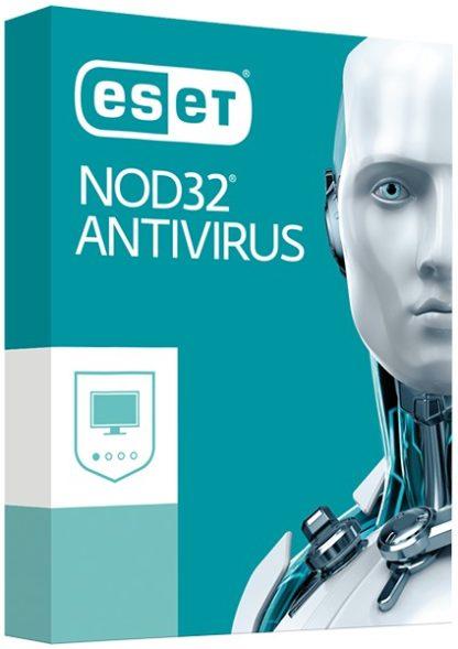 ESET NOD32 Antivirus 4 Home Edition - 1 ÉV