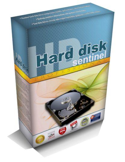 Hard Disk Sentinel Professional - 1 PC - korlátlan idő