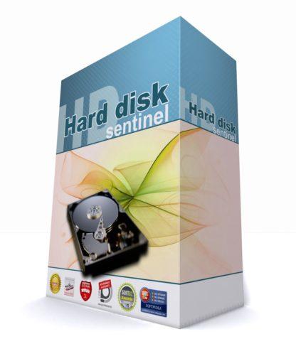 Hard Disk Sentinel Enterprise Szerver