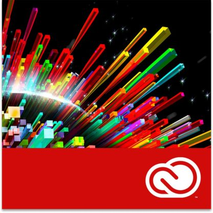 Adobe Creative Cloud for teams Üzleti Licenc - többnyelvű - 1 éves