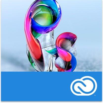 Adobe Photoshop CC - 1 éves - angol