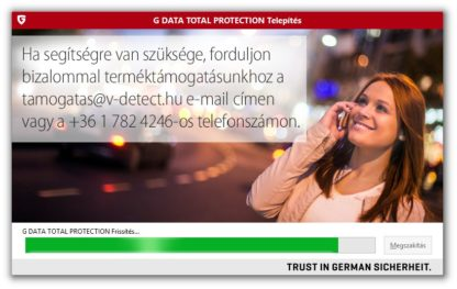 G Data TotalProtection