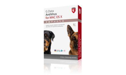 G Data AntiVirus for Mac OS X
