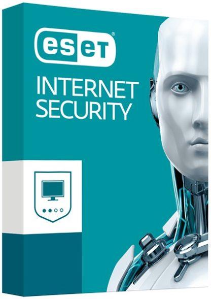 ESET Internet Security - 1 gép - 1 év