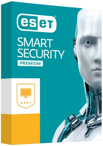 ESET Smart Security Premium - 1 gép - 1 év